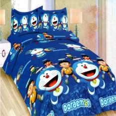 Bonita Sprei King 180X200 Cm Motif Bluedoraemon Di Indonesia