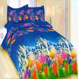 Jual Bonita Sprei King 180X200 Cm Motif Lovely Tulip Murah