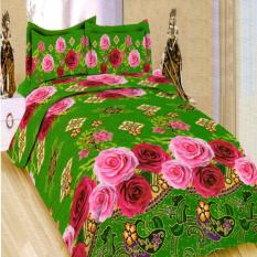 Review Bonita Sprei King 3D Motif Ayana 180X200 Cm Indonesia