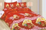 Promo Bonita Sprei Motif Royal Princess 180X200Cm Indonesia
