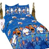 Review Bonita Sprei Queen 3D Motif Batik Doraemon 160X200 Cm Di Indonesia