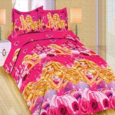 Top 10 Bonita Sprei Queen 3D Motif Lovelyprincess 160X200 Cm Online