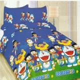 Beli Bonita Sprei Queen Motif Doraemon Cute 160X200 Cm Kredit Indonesia