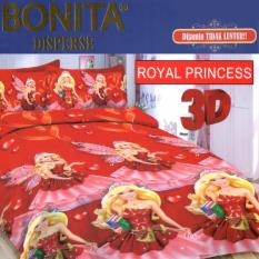 Spesifikasi Bonita Sprei Set Royal Princess Terbaru