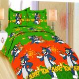 Promo Bonita Sprei Single 120X200 Cm Motif Tom Jerry Bonita