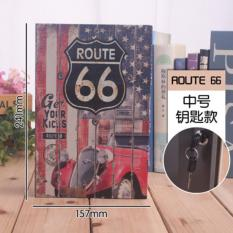 Book Safety Box Bentuk Buku - Medium - Route