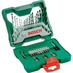 Harga Hemat Bosch 33 Pcs X Line Set Mata Bor Mata Obeng Variasi