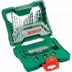 Bosch 33-piece X-Line Set Mata Bor Obeng Variasi Alat Serbaguna - Hijau