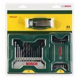 Review Bosch 41 Pcs X Line Mata Bor Besi Kayu Beton Mata Obeng Kunci L