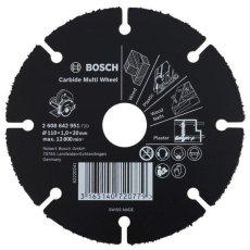 "Bosch Carbide Multi Gergaji Circular 4"" Bosch"