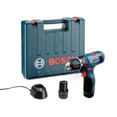 Spesifikasi Bosch Gsb 120 2Li Cordless Impact Drill Driver Acc Dan Harganya