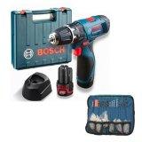 Jual Bosch Gsb 120 Li 1 Baterai Mesin Bor Obeng Tembok Baterai Aksesoris 100Pcs Grosir