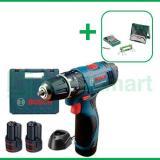 Bosch Gsb 120 Li Bor Baterai Impact Dengan Bosch X Line Set Mata Bor Multi Material 41 Pcs Indonesia Diskon 50
