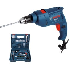 BOSCH GSB 500 RE - Mesin Bor Tembok (Impact Drill Set)