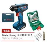 Bosch Gsr 1000 Mesin Bor Baterai Bosch 33 Piece X Line Mata Obeng Murah