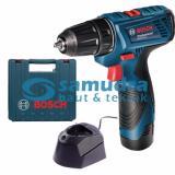Harga Bosch Gsr 120 Bor Cordless 12 V Cordless Drill 12V 1 Baterai Murah