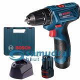 Review Pada Bosch Gsr 120 Li Bor Cordless 12 V Cordless Drill 12V 2 Baterai