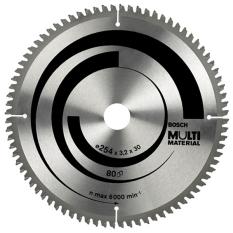 Bosch Mata Gergaji Circular Multi Material 120T 10