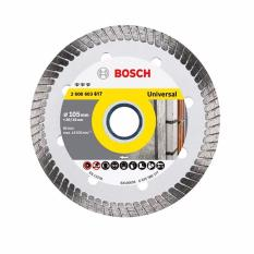 Beli Bosch Mata Mesin Potong Keramik Diamond Mata Potong Expert Universal Turbo 105Mm Diamond Cutting Disc 1 Each Seken
