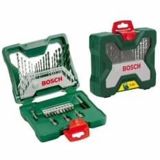 Promo Bosch X Line 33 Pcs Mata Bor Dan Mata Obeng Kombinasi Bosch