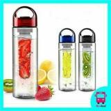Beli Barang Botol Infuse Bottle Zan N Tritan Water Fruit Tempat Minum Juice Buah Online
