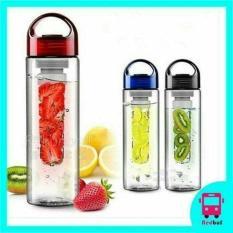 Spesifikasi Botol Infuse Bottle Zan N Tritan Water Fruit Tempat Minum Juice Buah Multi