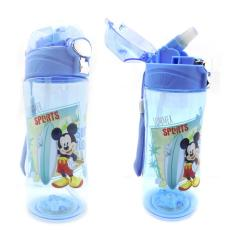 Spesifikasi 9Nine Botol Minum Anak Karakter Mickey Mouse Biru Dan Harga