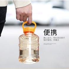 Harga Botol Minum Bentuk Mini Botol Galon Kecil Unik Water Memobottle 650Ml Murah