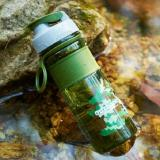 Jual Botol Minum Outdoor Sport Army Water Bottle Shotay 520Ml Tentara Bpa Free Leaf Proof Green Murah