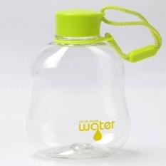 Cuci Gudang Botol Minum Plastik Drink More 400Ml Sm 8241 Green