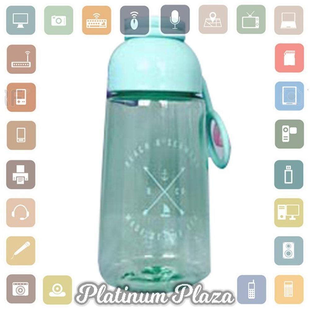 Harga Botol Plastik 60 Pcs 250 Ml Pir Minum Lucu Blue