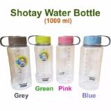 Harga Botol Minum Shotay 1000 Ml 6078 Botol Minum Sport Olah Raga Souvenir Ulang Tahun Drinking Bottle Water Bottle Universal