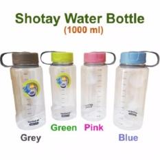 Review Toko Botol Minum Shotay 1000 Ml 6078 Botol Minum Sport Olah Raga Souvenir Ulang Tahun Drinking Bottle Water Bottle Online