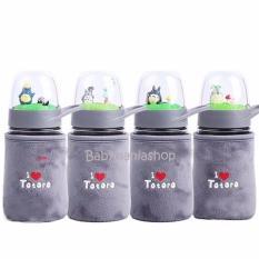 Harga Botol Minum Totoro Garden Kaca Cover 300 Ml Botol Karakter Totoro Souvenir Ulang Tahun Drinking Bottle Glass Bottle Botol Kaca Bpa Free Termurah