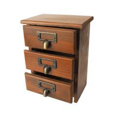 Harga Box Kotak Kayu Storage Laci Uni Vintage Shabby Meja Hiasan Baru Murah