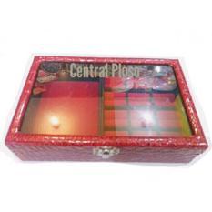 Central Ploso Box Perhiasan Jewellery Kalung Cincin dan Gelang / Box Penyimpanan