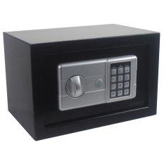 Brankas Digital Kecil Aegis Safe Deposit Box Hotel A1031 (Hitam)