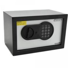 Brankas / safety box - krisbow 20ET-1/2 - HITAM