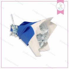 Beli Buket Bunga Mawar Kain Isi 8 Tangkai Bouquet Bunga Bunga Kain Buket Bunga Kain Kalikas House Murah