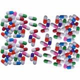Beli Bukka Paket 100 Buah Pulpen Kapsul Unik Multicolor Cicilan