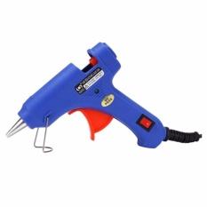 Harga Bukka Pistol Lem Tembak Yb703 20Watt Hot Melt Glue Gun Biru Baru Murah