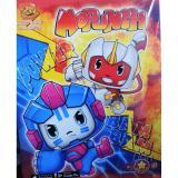 Perbandingan Harga Buku Tulis Kiky 58 Magic Book 4D Animation Kiky Di Jawa Barat