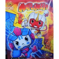Promo Buku Tulis Kiky 58 Magic Book 4D Animation