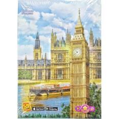 Beli Buku Tulis Kiky Boxy 42 Magic Book 4D Animation City Multi