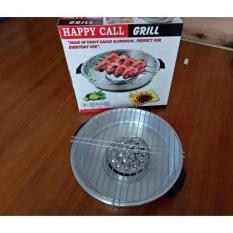 BUNDAINASHOP Magic Roaster HAPPY CALL GRILL 32 CM - ALAT PANGGANG DAGING DLL