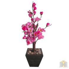 Bunga Artificial Sakura Pink Di Banten