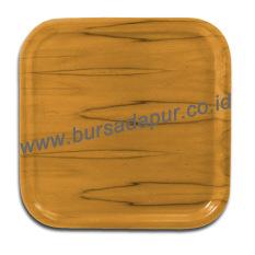 Bursa Dapur Baki Kayu Segi 33 X 33cm / Nampan Kayu Segi Empat