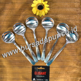 Review Bursa Dapur Elegant Lchw Sendok Sup Kecil 6Pcs Pack