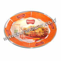 Review Bursa Dapur Marinex Loyang Oval 302X212X63Mm 2 4 L