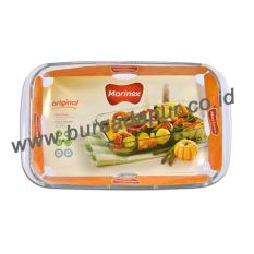 Bursa Dapur Marinex Loyang Persegi 346 x 207 x 52 mm (2,2 Liter )